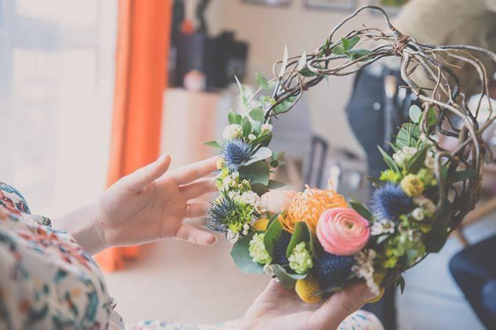 Bouquet de mariée vitaminé