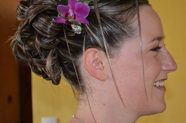 Arrangement pour les cheveux