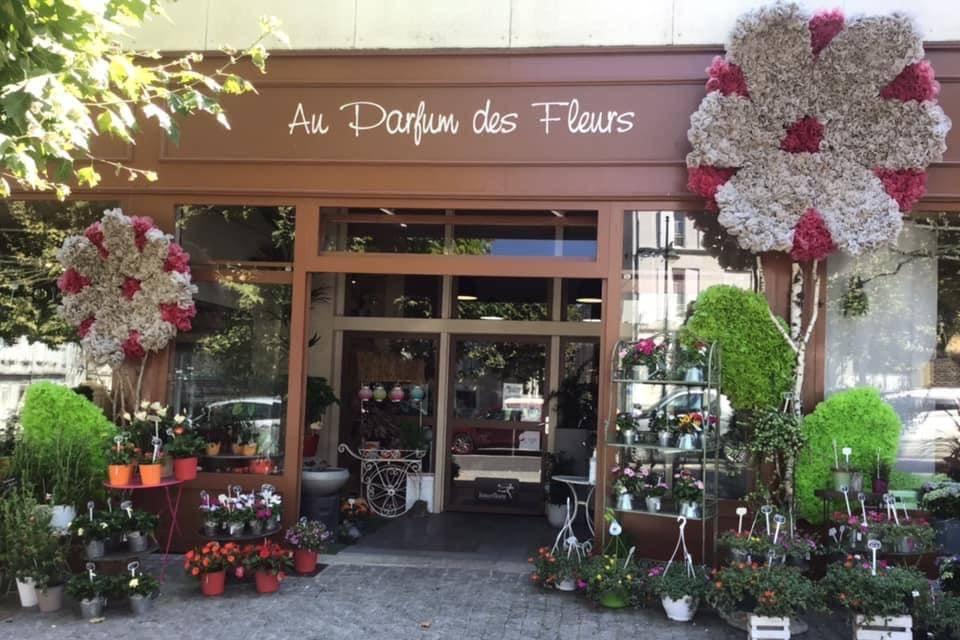 Au Parfum des fleurs