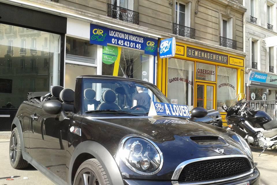 Car Go Montparnasse