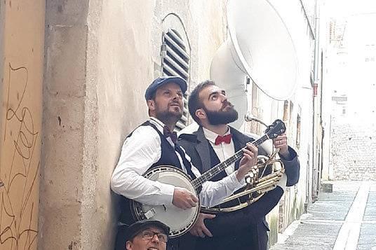 Le Trio Dakoté