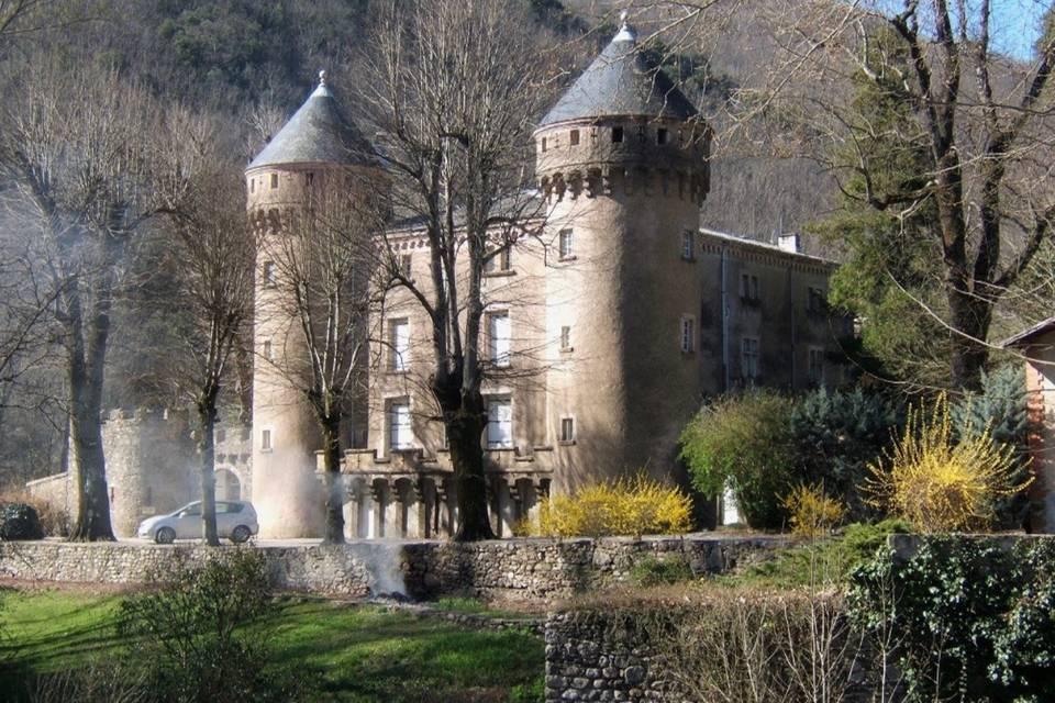 Restaurant l'Abeuradou - Château du Rey