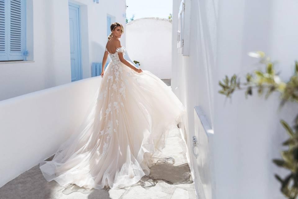 Robe de mariée Megan