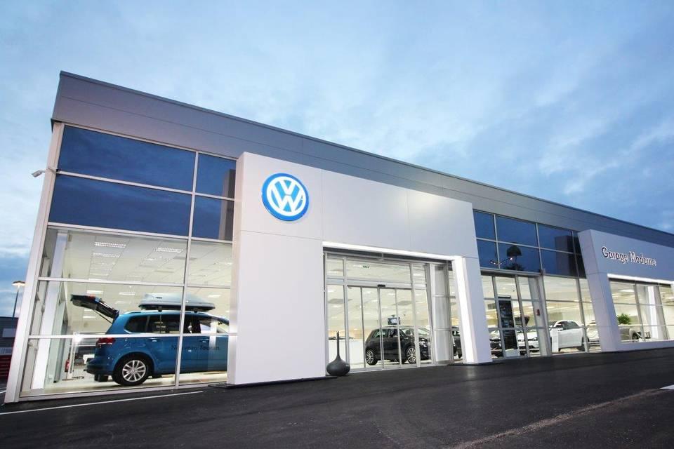 Volkswagen Rent - Angers