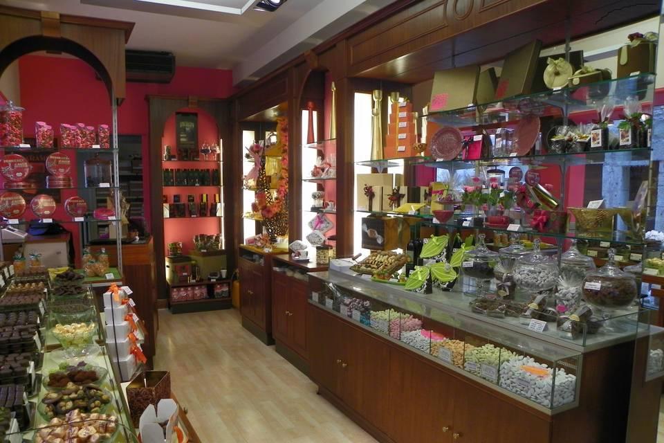 Chocolaterie Délices