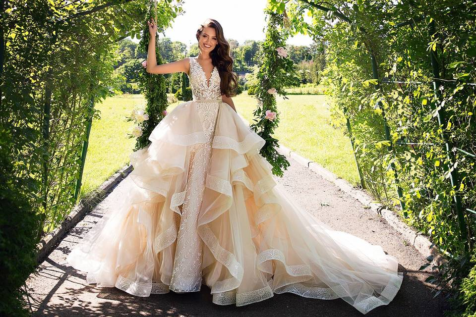 Le Dressing des Mariées