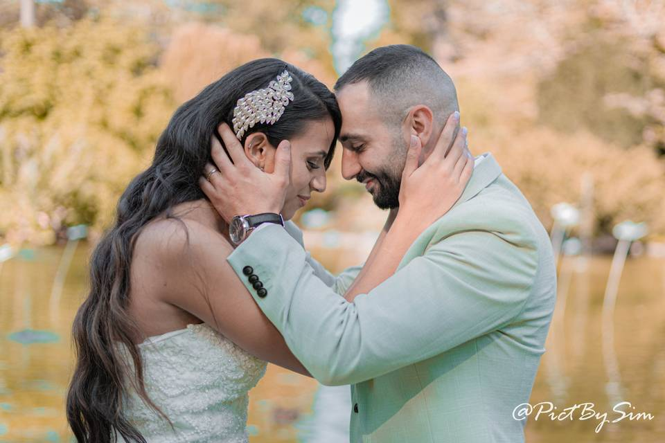 Photo de mariage à Angers