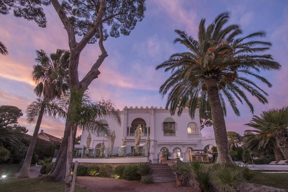 La Villa Mauresque