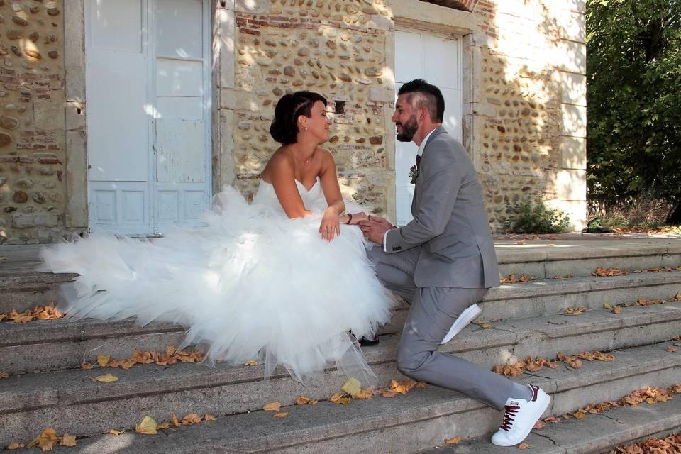 Mariage D'Emilie et Yoann
