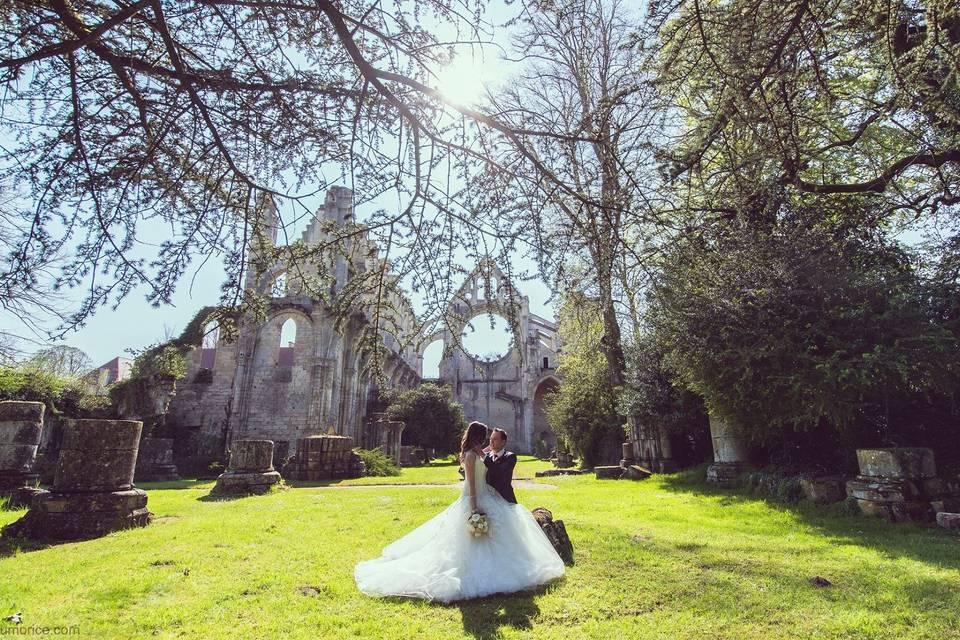Mariage dans l'Aisne
