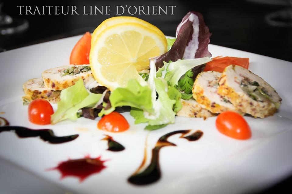 Line d'Orient