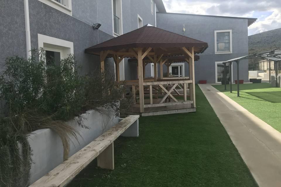 Park&Suite Kartix - Piste de Brissac