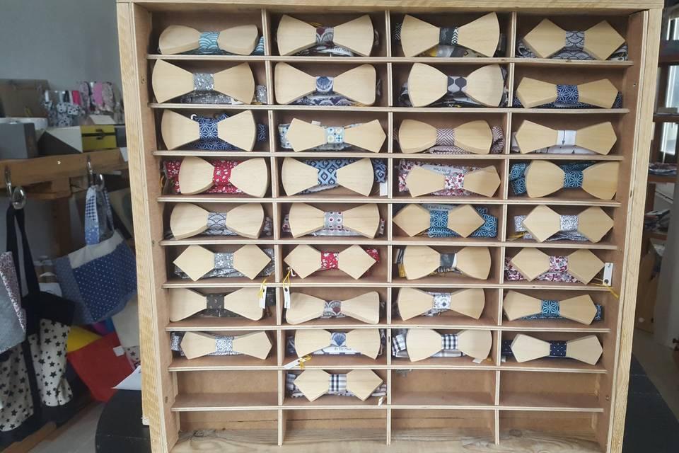 La boîte à Papillons