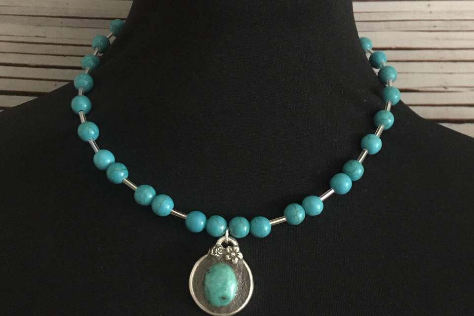 Nature RE-BELLE (Collier)