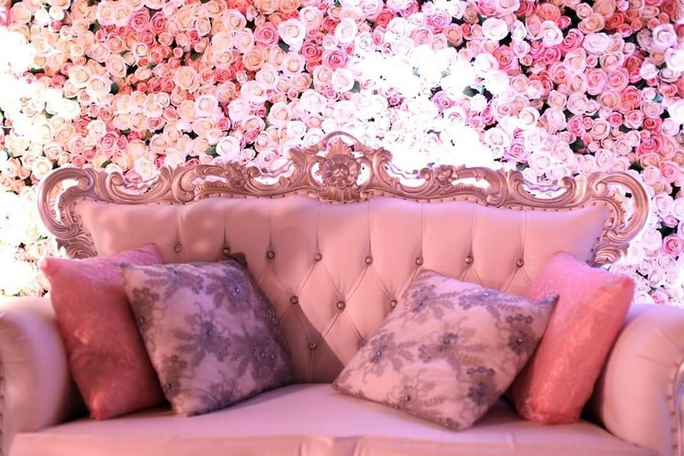 Wedding Deco Box