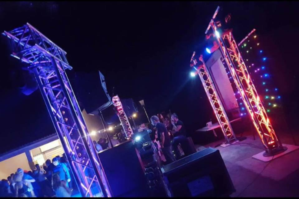 Sono-light Production