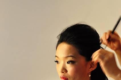 Audrey Make-Up