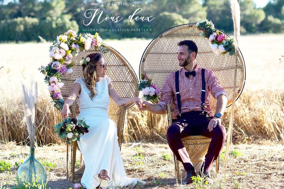 Nous Deux Wedding