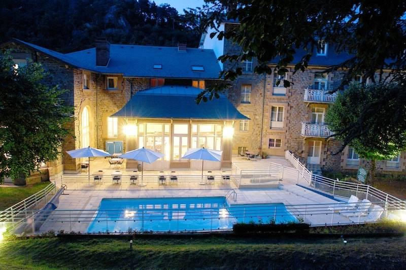 Hôtel Les Bains Romains