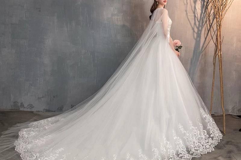 Beauty ans the Dress