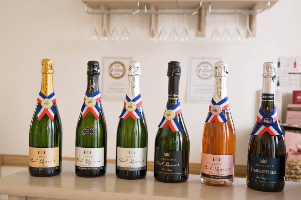 Champagne Paul Laurent