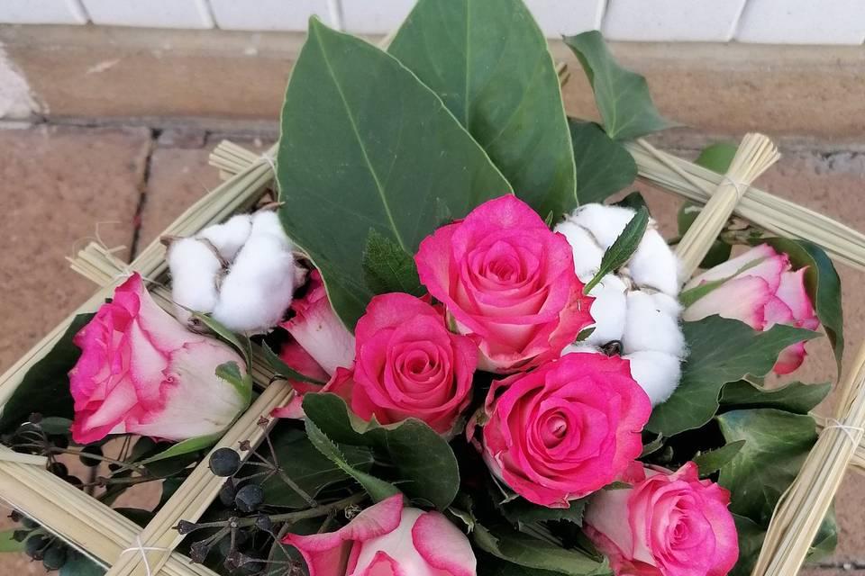 Bouquet carré