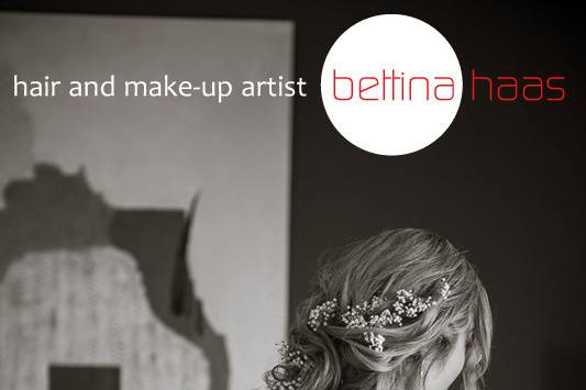 Bettina Haas, hair and make-up artist