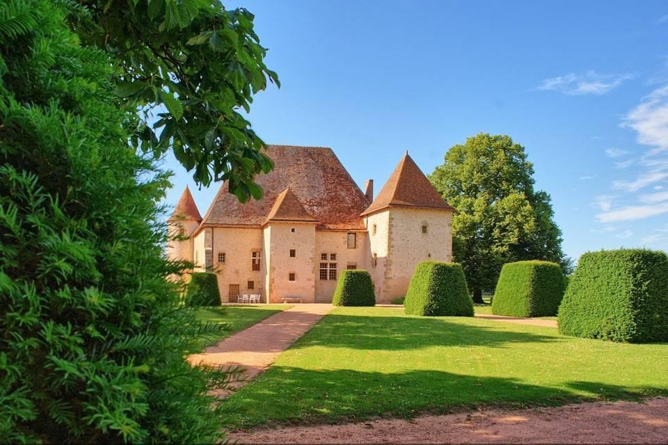 Lucie & Andrea - Château de la Rivière