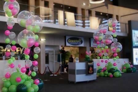 Ballons gourmands