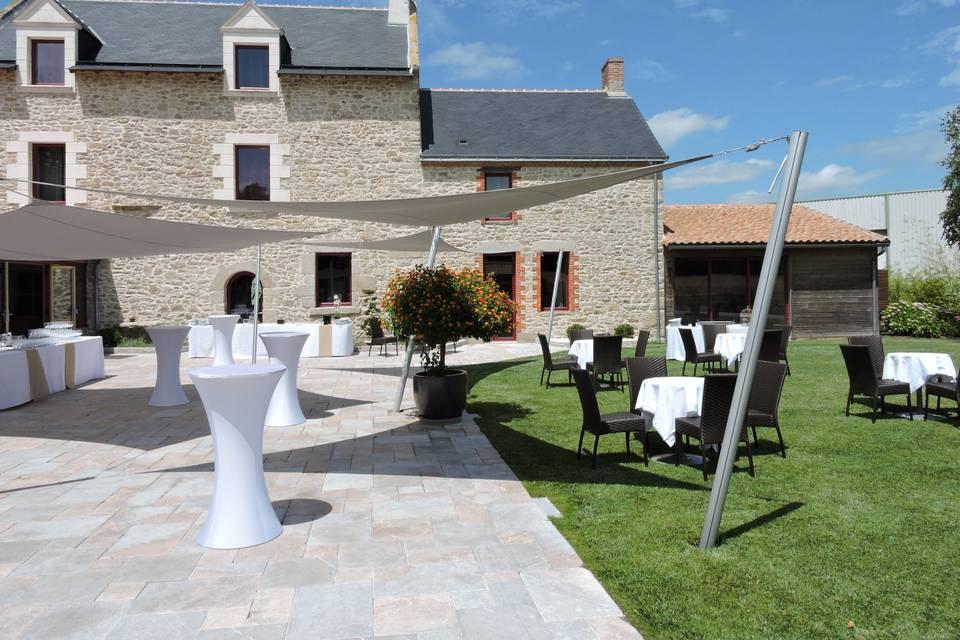 Terrasse du Manoir