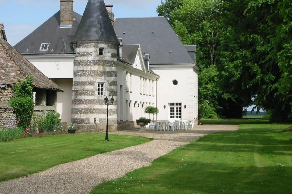 Profil du Château de Beauchêne
