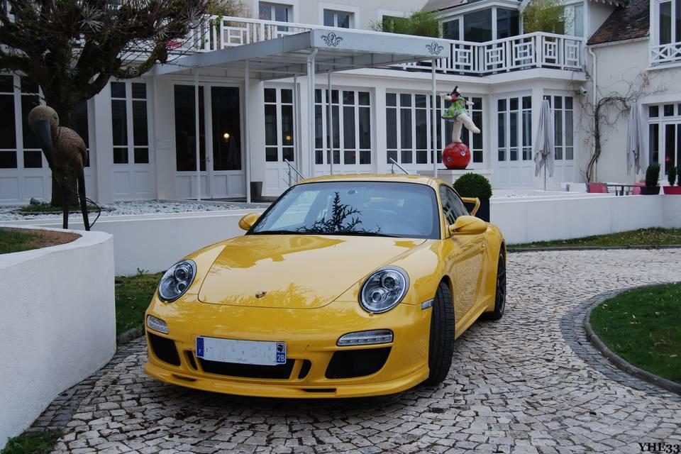 Location voiture de rêves