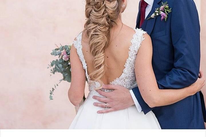 Leslie Azur hairstylist