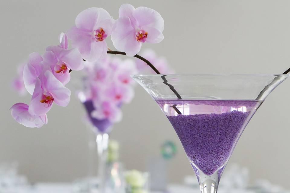 Mariage Orchidées..