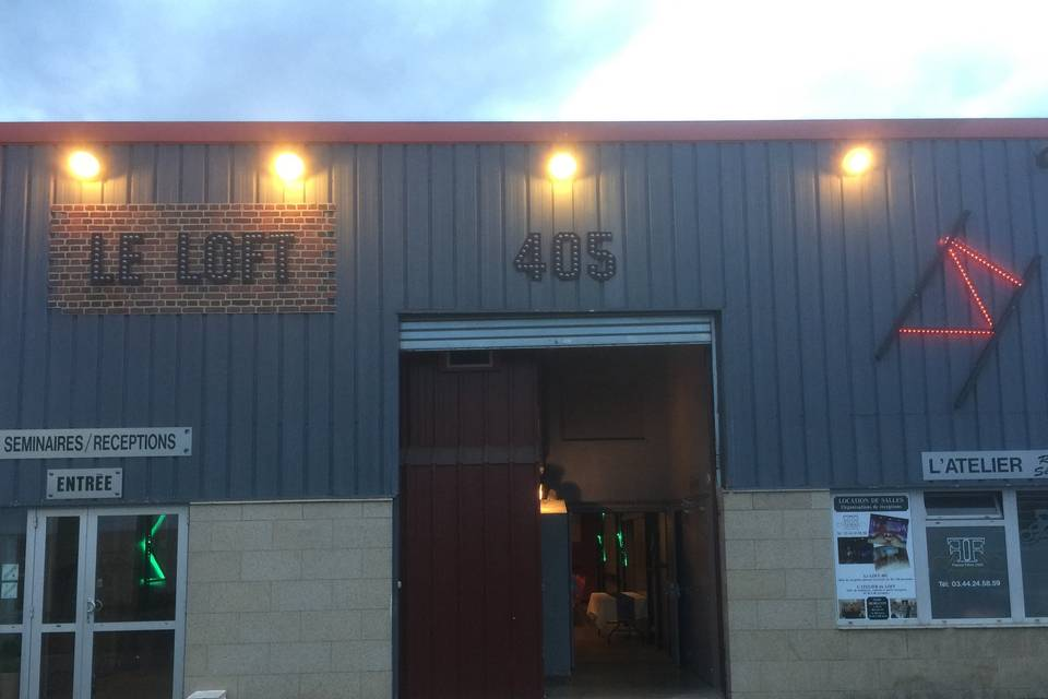 Le Loft 405   10 à 70 pers