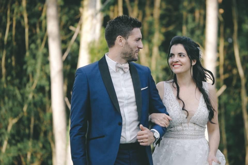 Mariage de Natacha et Boris