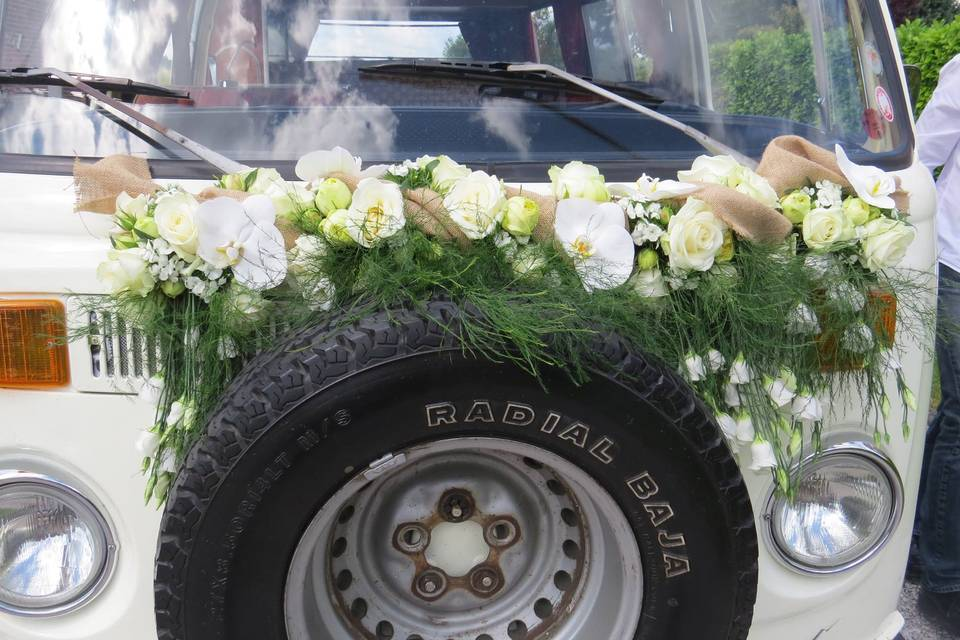 La Roselière Atelier Floral