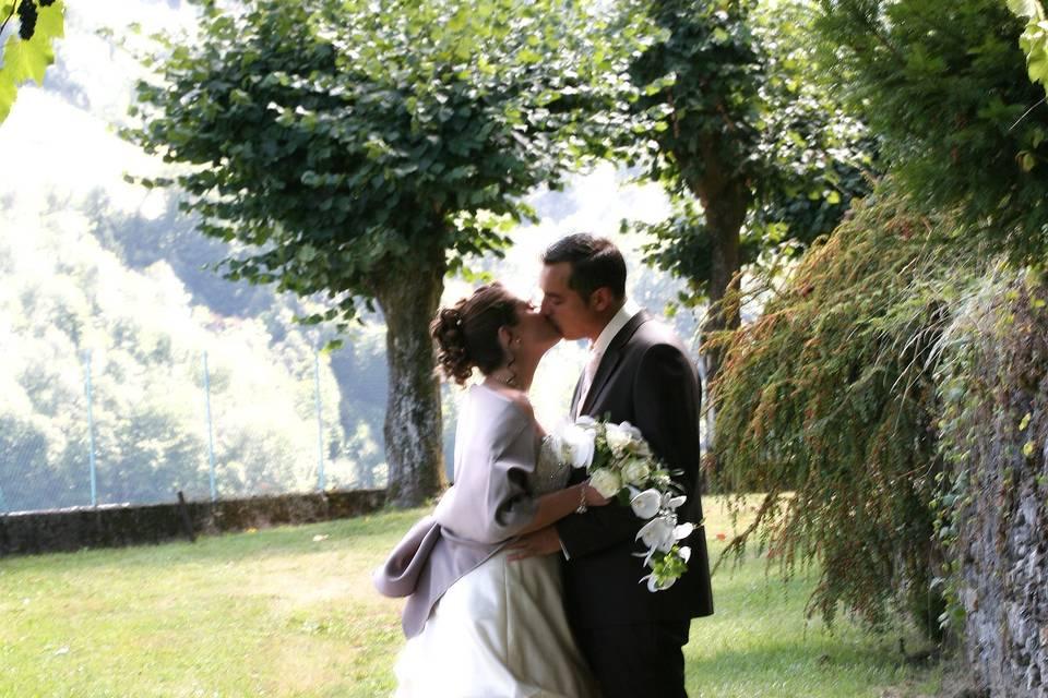 Des mariés