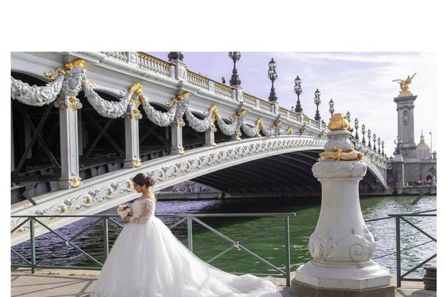 Sunny Mariages - Robes de mariée sur mesure