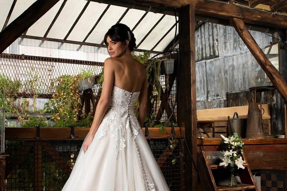Robe de mariée Onelia