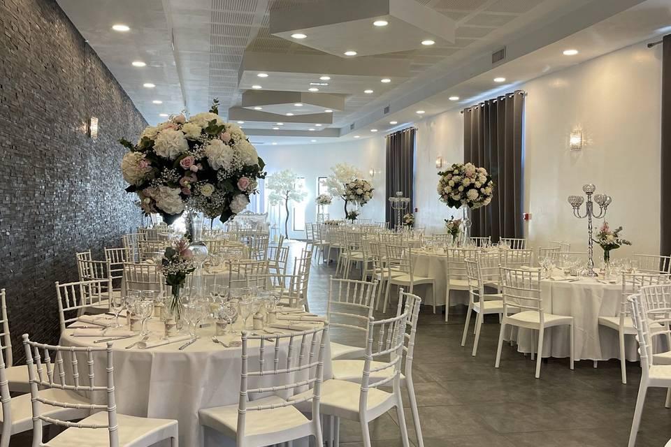 Salle de réception Mary d'Arvigny - Le Patio
