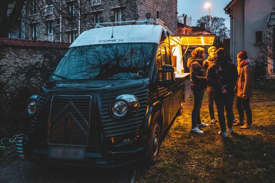 Coup De Pression - Beer Truck