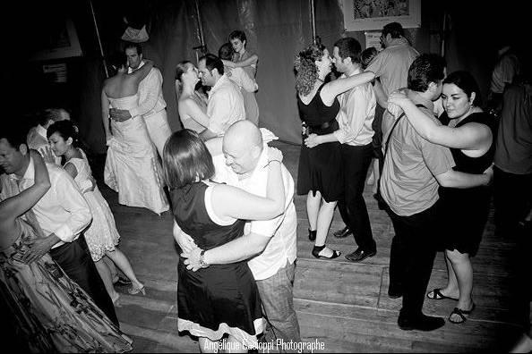 Danse de couple