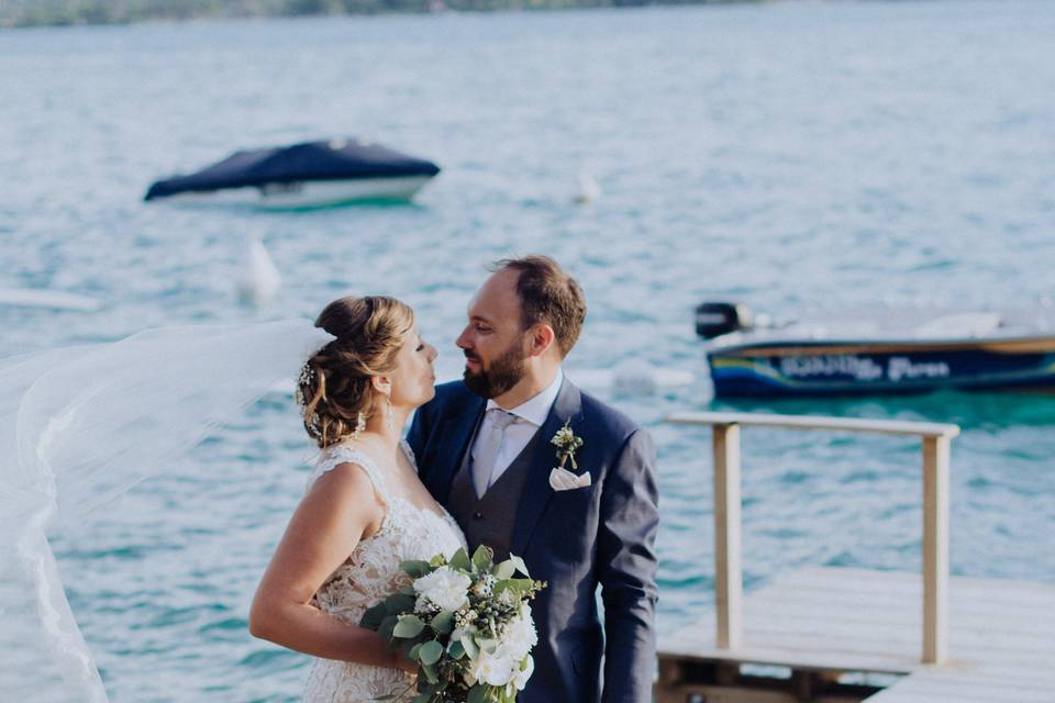 Mariage lac Annecy