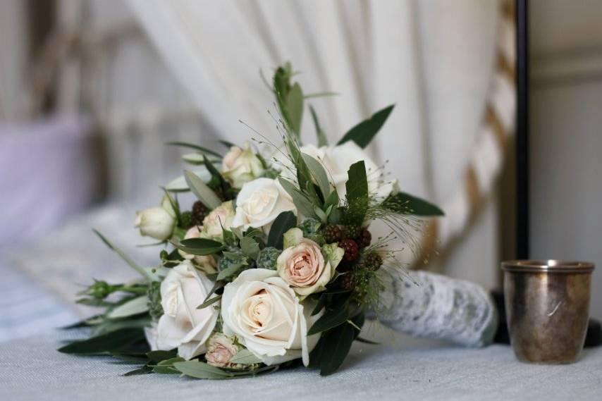 Bouquet rétro