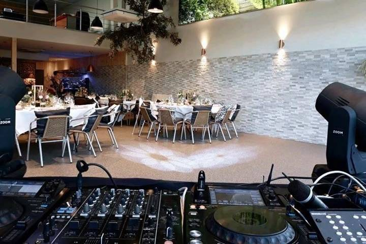 Place du DJ