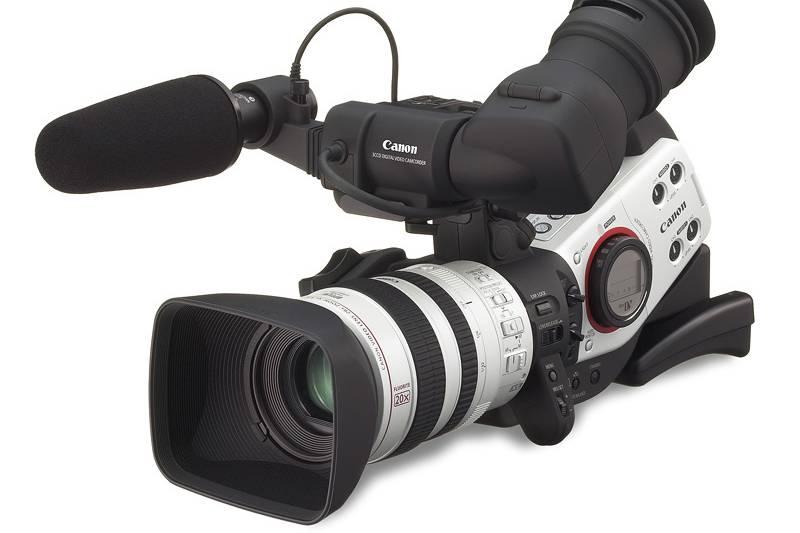 Camera XL2 canon