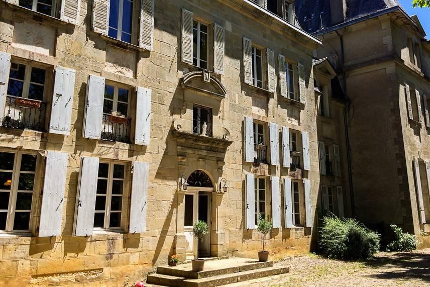 Le Château du Trioulou