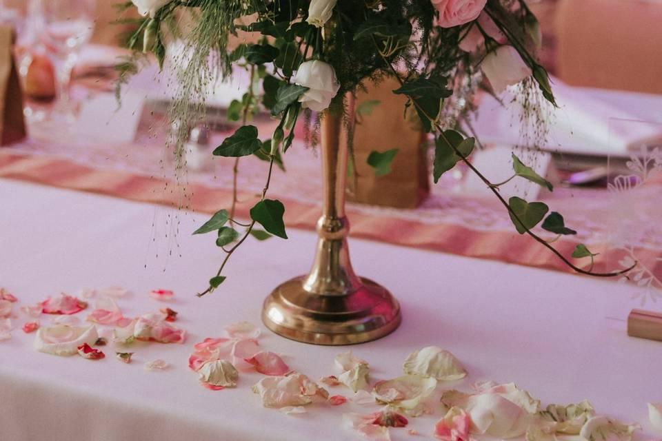 Romantique et champêtre