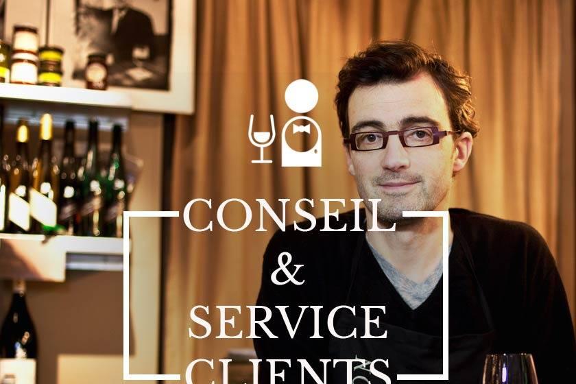 Conseil et service clients